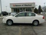2008 White Chevrolet Malibu Classic LS Sedan #24753186