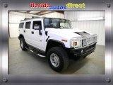 2006 White Hummer H2 SUV #24589640