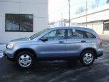 2007 Glacier Blue Metallic Honda CR-V LX 4WD #24589765