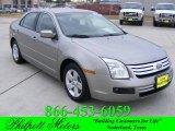 2008 Silver Birch Metallic Ford Fusion SE #24693636