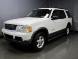 2004 Oxford White Ford Explorer XLT 4x4 #24693701