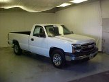 2006 Summit White Chevrolet Silverado 1500 Regular Cab #24693784