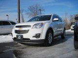 2010 Summit White Chevrolet Equinox LT AWD #24693880