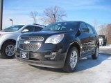 2010 Black Chevrolet Equinox LS AWD #24693881