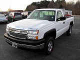 2006 Chevrolet Silverado 2500HD Regular Cab Data, Info and Specs