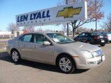 2008 Dune Pearl Metallic Ford Fusion SEL V6 #24753240