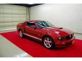 2007 Torch Red Ford Mustang GT Premium Coupe #24753252