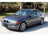 2001 Steel Grey Metallic BMW 3 Series 330i Sedan #24753317