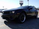 2010 Black Chevrolet Camaro LS Coupe #24753371
