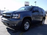 2010 Blue Granite Metallic Chevrolet Tahoe LT #24753373