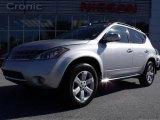 2006 Brilliant Silver Metallic Nissan Murano SL #24753394