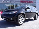 2006 Super Black Nissan Murano SL #24753395