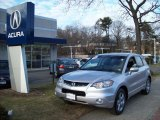 2008 Alabaster Silver Metallic Acura RDX  #24753476