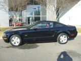 2007 Black Ford Mustang GT Premium Coupe #24753522
