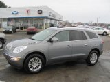 2008 Blue Gold Crystal Metallic Buick Enclave CX #24753529