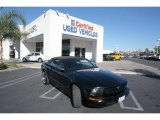 2005 Black Ford Mustang V6 Premium Convertible #24753534
