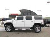 2006 White Hummer H2 SUV #24753545