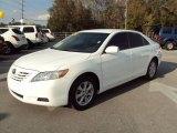 2008 Super White Toyota Camry LE #24753645