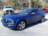 2007 Vista Blue Metallic Ford Mustang GT Premium Coupe #24753654
