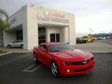 2010 Victory Red Chevrolet Camaro LT/RS Coupe #24874980