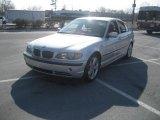 2005 Titanium Silver Metallic BMW 3 Series 330i Sedan #24875003