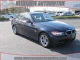 2008 Monaco Blue Metallic BMW 3 Series 328i Sedan #24875041