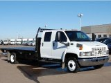 2006 Chevrolet C Series Kodiak C4500 Crew Cab Chassis Flat Bed Data, Info and Specs