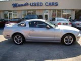 2005 Satin Silver Metallic Ford Mustang GT Premium Coupe #24874937
