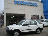 2006 Taffeta White Honda CR-V LX 4WD #24874779