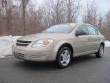 2007 Sandstone Metallic Chevrolet Cobalt LS Sedan #24875010
