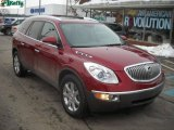2008 Red Jewel Buick Enclave CXL AWD #24874900