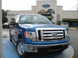 2010 Blue Flame Metallic Ford F150 XLT SuperCrew #24898785