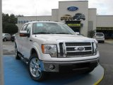 2010 Ingot Silver Metallic Ford F150 Lariat SuperCrew #24898793