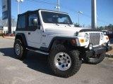 2006 Stone White Jeep Wrangler X 4x4 #24901215