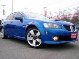 2009 Stryker Blue Metallic Pontiac G8 GT #24900978