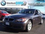 2008 Sparkling Graphite Metallic BMW 3 Series 328xi Sedan #24901000