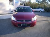 2006 Sport Red Metallic Chevrolet Impala LS #24901385