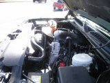 2004 Dark Green Metallic Chevrolet Silverado 1500 LS Extended Cab #24901373
