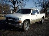 2002 Summit White Chevrolet Silverado 1500 LS Extended Cab 4x4 #24901201