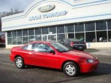 2003 Victory Red Chevrolet Cavalier Coupe #24901189