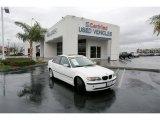 2003 Alpine White BMW 3 Series 325i Sedan #24901416