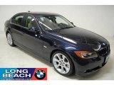 2007 Monaco Blue Metallic BMW 3 Series 335i Sedan #24901231