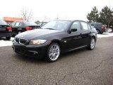 2010 Black Sapphire Metallic BMW 3 Series 335i xDrive Sedan #24901166