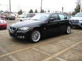 2010 Black Sapphire Metallic BMW 3 Series 335d Sedan #24901169
