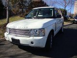 2007 Chawton White Land Rover Range Rover Supercharged #24901427