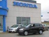 2010 Crystal Black Pearl Honda CR-V LX AWD #24900938