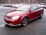 2007 Sport Red Tint Coat Chevrolet Cobalt SS Supercharged Coupe #24900942
