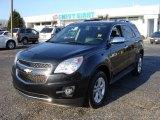 2010 Black Chevrolet Equinox LT #24900919