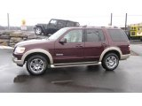 2006 Dark Cherry Metallic Ford Explorer Eddie Bauer 4x4 #24901398