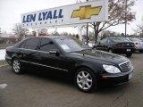 2004 Black Mercedes-Benz S 430 4Matic Sedan #24901123